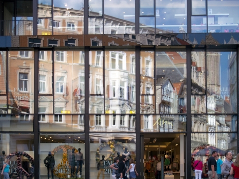Braunschweig ist ständig reflektierte Tradition.