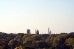 Blick zur Innenstadt