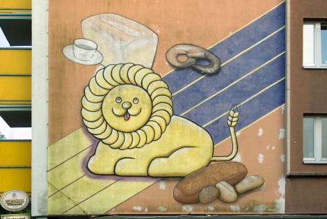Der Löwe und der Backwahn